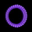 Spinner-Blade402.stl Download free STL file Turboprop Propeller - Optional Parts & Tools • 3D printer design, konchan77