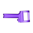 arm front5 (1pcs).STL Download STL file Folding Quadcopter 450 Frame • 3D print object, AleksandrDolzhenko