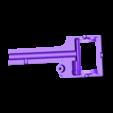 arm rear5 (1pcs).STL Download STL file Folding Quadcopter 450 Frame • 3D print object, AleksandrDolzhenko