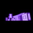 quick prop mount (4pcs).STL Download STL file Folding Quadcopter 450 Frame • 3D print object, AleksandrDolzhenko