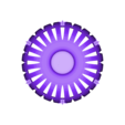 Hexapod_V1r8_Cap.stl Download free STL file Vorpal Combat Hexapod Robot • 3D printable template, pend