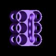 6 PACK.stl Download free STL file Mini can carrier • 3D printer template, hugo