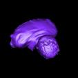 "MaxV2.obj Download OBJ file Character bust: ""Wolfatmospheric"" • 3D printer object, Mak3_Me_Studio"