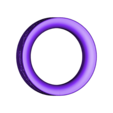 ringlotr.stl Download STL file Sauron s Ring • 3D printer template, kuralito