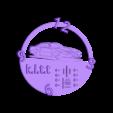 kitt.stl Download free STL file Kitt watch • Object to 3D print, 3dlito