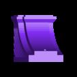 Base_in_half_a.stl Download free STL file Led bridge lamp Universal Segment • 3D printable design, Opossums