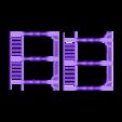 left railing.stl Download STL file bates motel house psycho house • 3D printable object, PatricioVazquez