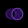 Trash_Bin_For_Small_Bags.stl Télécharger fichier STL gratuit Poubelle pour petits sacs • Modèle pour imprimante 3D, DanielNoree