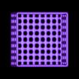 Square_basket_tray_smoothed.stl Télécharger fichier STL gratuit Panier à panier carré • Design pour imprimante 3D, tone001