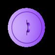 Cauldron_Lid.stl Télécharger fichier STL gratuit Chaudrons d'Halloween • Modèle pour imprimante 3D, tone001