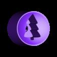 Mold.stl Télécharger fichier STL gratuit Sapin de Noël. Moule de bombe de bain • Objet pour impression 3D, 3DMills