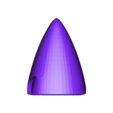 Spinner.STL Download STL file Vans RV-10 • 3D print template, Eduardohbm