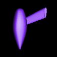 GearLeft.STL Download STL file Vans RV-10 • 3D print template, Eduardohbm