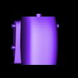 Mid.STL Download STL file Vans RV-10 • 3D print template, Eduardohbm