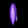 GearNose.STL Download STL file Vans RV-10 • 3D print template, Eduardohbm