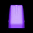 Nose.STL Download STL file Vans RV-10 • 3D print template, Eduardohbm