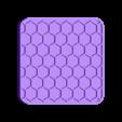 Coaster.stl Télécharger fichier STL gratuit Coaster en nid d'abeilles • Plan à imprimer en 3D, JonathanK1906