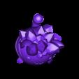 Rock_Tabby_Largo.stl Télécharger fichier STL gratuit Slime Rancher Largos! - Rose Rock, Tabby rose, Rock Tabby, Phosphore rose • Objet pour impression 3D, ChaosCoreTech