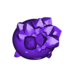 Pink_Rock_Largo.stl Télécharger fichier STL gratuit Slime Rancher Largos! - Rose Rock, Tabby rose, Rock Tabby, Phosphore rose • Objet pour impression 3D, ChaosCoreTech