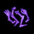 LIL_death__LIMBS_2_PRINT.stl Download free STL file Lil' Judgie Death • 3D printable object, atarka3