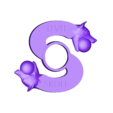 skollhatispinner__pt1_.stl Download free STL file SKOLL & HATI spinner • Model to 3D print, atarka3