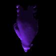 polarbear-f.stl Download free STL file polarbear high resolution • 3D print model, orangeteacher