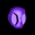 deadpool_rosso_new.stl Télécharger fichier STL gratuit Trousseau de tête de Deadpool • Objet à imprimer en 3D, 2be3d
