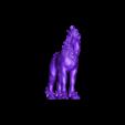 Fantasy_Beast.obj Download 3DS file Fantasy Beast • 3D printable template, Skazok