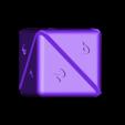 D18.STL Télécharger fichier STL gratuit D18 Fidget Cube • Objet à imprimer en 3D, Yuval_Dascalu