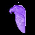z9.stl Download free STL file eagle relief model 3d stl for cnc • 3D printing design, stlfilesfree