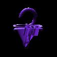 Bathroom Project By- Xavier..stl Télécharger fichier STL gratuit Sac de rangement pour pommeau de douche #DAGOMERLIN • Modèle pour imprimante 3D, XavierJCattoni