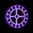 Gen6_Rotor.stl Download free STL file Gen6 - 3d printed, Halbach Array electric power generator • 3D printable model, TanyaAkinora