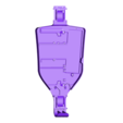 Chassisonepiece-belt.STL Download free STL file Lynx - Fully 3D-printable 1/10 4wd buggy • Object to 3D print, tahustvedt