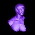 SubTool-0-11414019.OBJ Télécharger fichier OBJ gratuit Buste de Trajan • Objet pour impression 3D, MSR
