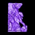 SubTool-0-6890926.OBJ Télécharger fichier OBJ gratuit Hercule tuant Géryon • Objet à imprimer en 3D, MSR