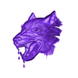 wolfhead1.obj Download free OBJ file eight models of wolf heads  • 3D printable model, stlfilesfree