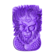 monkey_king.stl Download free STL file monkey king • 3D printer object, stlfilesfree