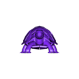 turtle.obj Download free OBJ file Turtle • 3D print model, Colorful3D