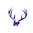 deer skull.stl Download OBJ file Low poly Deer Skull • 3D printer model, vitascky