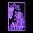 eagletree.stl Télécharger fichier STL gratuit aigle 3d modèle de bas-relief pour cnc • Modèle imprimable en 3D, stlfilesfree