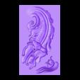 BirdAndFish.obj Télécharger fichier OBJ gratuit oiseau et poisson 3d modèle de bas-relief pour cnc • Plan imprimable en 3D, stlfilesfree