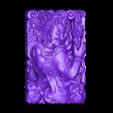 tibetanbuddhademon.obj Download free OBJ file Tibetan Buddha statue 3d model of relief  • 3D print design, stlfilesfree