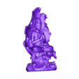 guanyinBuddhaA.stl Download free STL file guanyin buddha statue 3d model for cnc or 3d printing • 3D print object, stlfilesfree