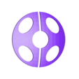 miraculous_lady_bug_INSERT_2C.stl Download STL file Miraculous Ladybug logo • Design to 3D print, Endless3D
