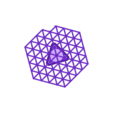 LaticeCubeWithStand_v4.stl Download free STL file Lattice Cube • 3D print design, Quantum3D
