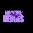 travis.stl Télécharger fichier STL gratuit Travis - Plus de héros • Plan à imprimer en 3D, CaiquedeAndrade