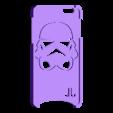 final_iphone_6_plus_case_trooper_helm_4.stl Download free STL file Storm Trooper IPhone 6 Plus Case • 3D printable template, 3DPrintingOne