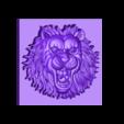 LIONHEAD.stl Télécharger fichier STL gratuit tête de lion • Design pour imprimante 3D, stlfilesfree