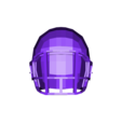 football helmet.obj Download free OBJ file Football helmet • 3D print template, Colorful3D