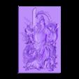 guangongDragon.stl Télécharger fichier STL gratuit GuanGong et dragon • Plan imprimable en 3D, stlfilesfree